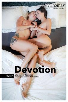 Viv Thomas - Dominica A & Lilu Moon - Devotion by Nik Fox