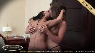 Viv Thomas Office Girls 2 Part 3 Hannah Hunter & Nella A