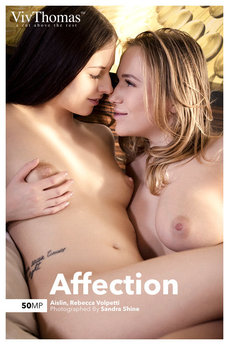 VivThomas - Aislin & Rebecca Volpetti - Affection by Sandra Shine