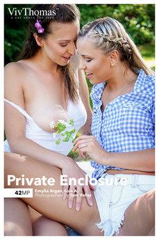 VivThomas - Emylia Argan & Lola A - Private Enclosure by Nik Fox