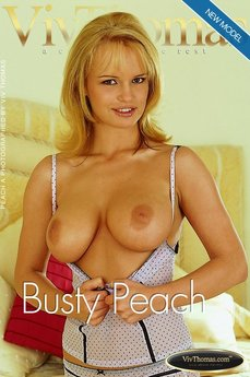 Viv Thomas Busty Peach Peach A