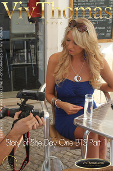 Viv Thomas Story of She Day One BTS Part 1 Eileen Sue & Iwia A & Lexi Lowe