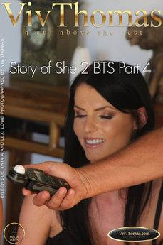 Viv Thomas Story of She 2 BTS Part 4 Eileen Sue & Iwia A & Lexi Lowe