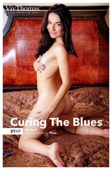 VivThomas - Nicole D - Curing The Blues by Flora