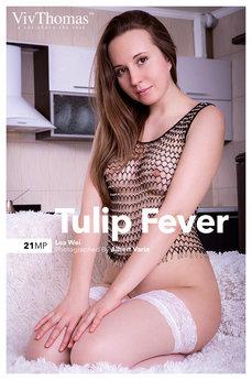 Viv Thomas - Lea Wei - Tulip Fever by Albert Varin