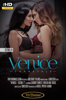 Venice Scene 1 - Carnevale