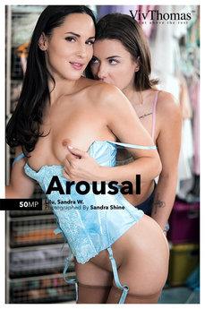 VivThomas - Lilu & Sandra W - Arousal by Sandra Shine