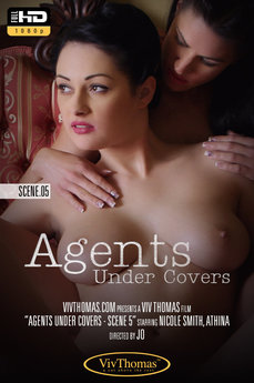Agents Under Covers Scene 5