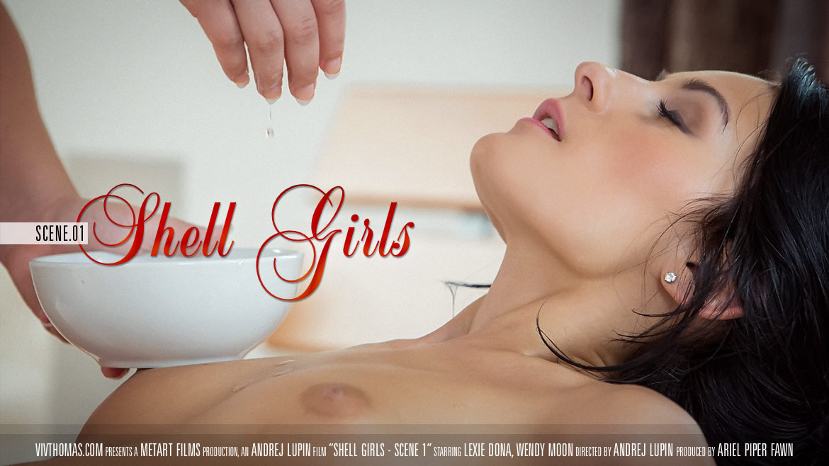Lexie Dona & Wendy Moon in Shellgirls Scene 1 featured on Viv Thomas