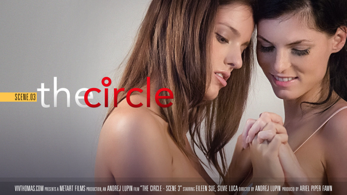Eileen Sue & Silvie Luca in The Circle Scene 3 featured on Viv Thomas