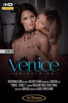 Venice Scene 2 -  Arlecchino