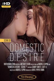 Domestic Desire Scene 2