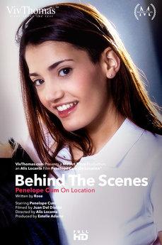 Behind The Scenes: Penelope Cum on Location