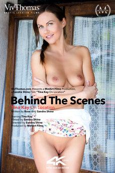 Behind The Scenes: Tina Kay On Location