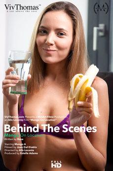 Behind The Scenes: Mango On Location