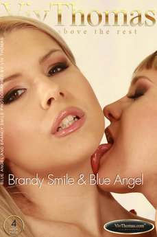 Brandy Smile & Blue Angel