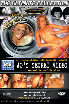 Jo's Secret Video