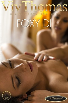 Viv Thomas Foxy Di Cindy Hope & Foxy Di