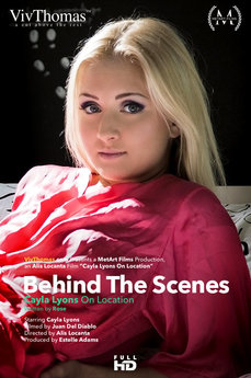 Behind The Scenes: Cayla Lyons On Location