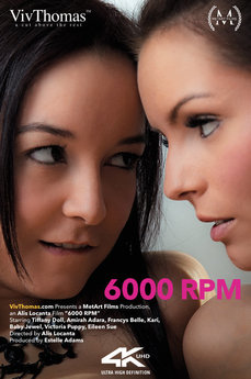 6000 RPM