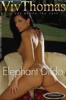 Elephant Dildo