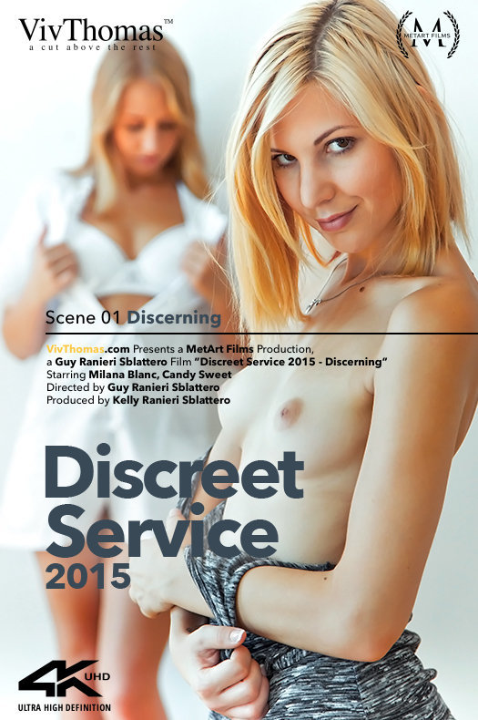 Discreet Service 2015 Episode 1 - Discerning