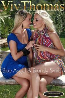 Blue Angel & Brandy Smile