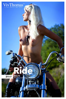 Ride. Ride featuring Nika N by Antares