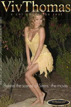 Behind the scenes of Sirens - the movie