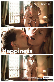 Happiness. Happiness featuring Nataly Von & lovely Cat by Alis Locanta