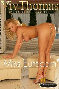 Miss Europorn