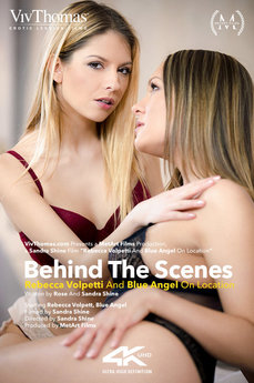 Behind The Scenes: Rebecca Volpetti & Blue Angel On Location