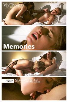Memories. Memories featuring Aria Logan & Penelope cumshot by Alis Locanta