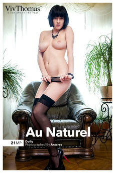 Au naturel. Au Naturel featuring Dolly by Antares