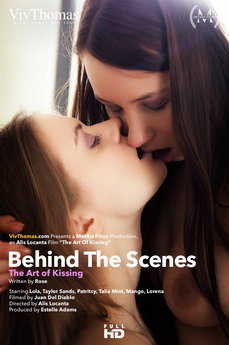 Behind The Scenes: The Art Of Kissing