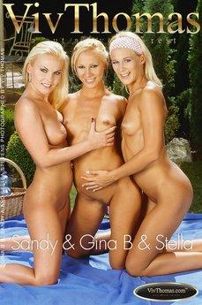 Sandy & Gina B & Stella