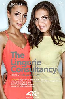 The Lingerie Consultancy Episode 1 - Elegant Beauty