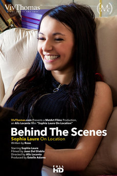 Behind The Scenes: Sophia Laure on Location