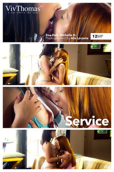Service. Service featuring Michelle H & Zoe Doll by Alis Locanta