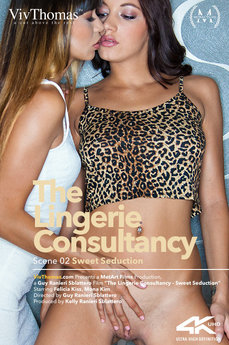 The Lingerie Consultancy Episode 2 - Sweet Seduction