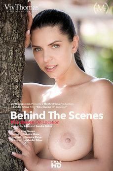 Behind The Scenes: Kira Queen On Location