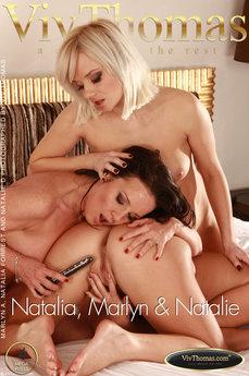 Natalia, Marlyn & Natalie