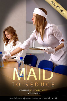 Maid to Seduce Scene 5