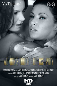 Woman's Touch: Breast Play