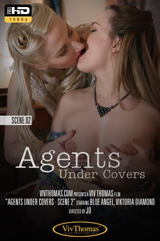 Agents Under Covers Scene 2