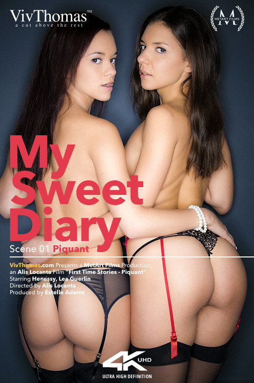 My Sweet Diary Episode 1 - Piquant