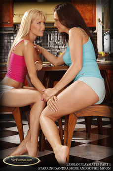 Lesbian Playmates Part 1