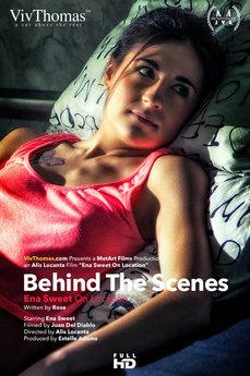 Behind The Scenes: Ena Sweet On Location