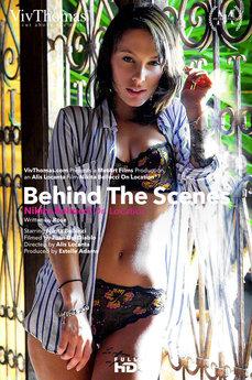 Behind The Scenes: Nikita Bellucci On Location