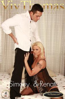 Simony Diamond & Renato